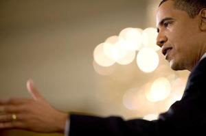 President Barack Obama. (White House Photo/Chuck Kennedy)