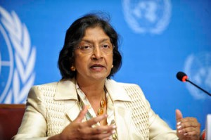 Navi Pillay (UN Photo/Jean-Marc Ferre)
