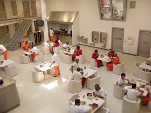 Batavia detention facility. (courtesy Dept of Homeland Security)