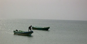 Fishing in Sri Lanka. (Jesuit Refugee Service/USA)